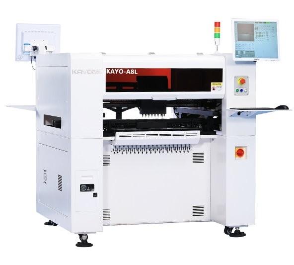 Insersora SMD A8L - Pick & Placer - Media Produção