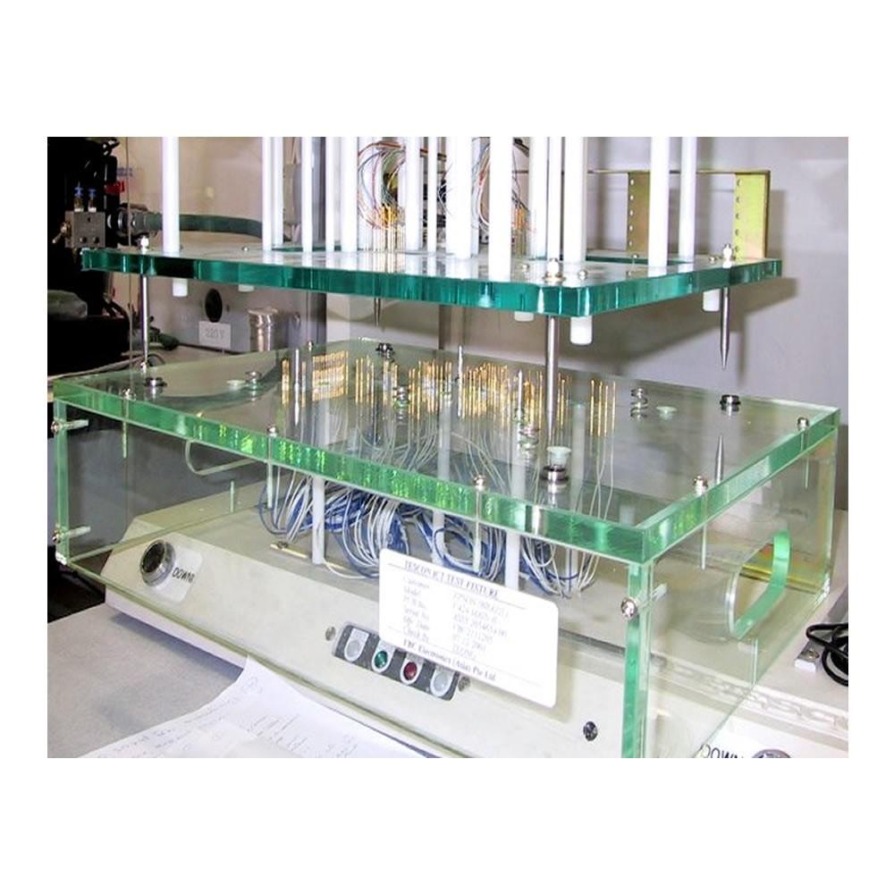 Fixtures de Testes para MDA / In Circuit Tester, jigas de testes, agulhas de testes