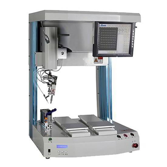 Robô de Solda H532 - programável e simples para atividades de soldagem manuais.