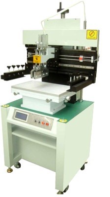 Impressora Semiautomática SMT - HJ-350 - Screen Printer