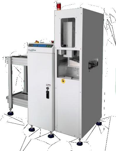 Carregador de placas multi combo - Vaccum and magazine combo loader