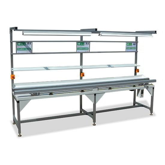 Transportador de Inserção Manual de PTH - MI 3000 - PTH Insertion Conveyor
