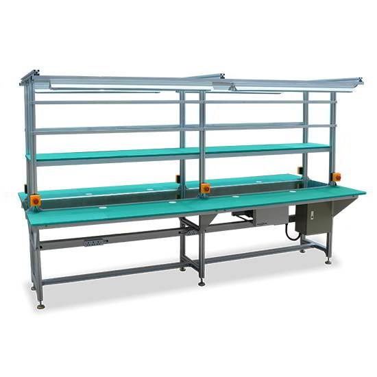 Transportador de Correia Plana - BC 3000 -Flat Belt Conveyor
