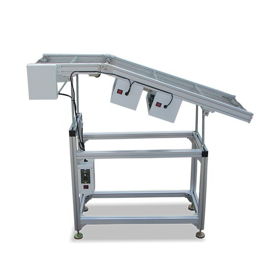 Transportador de descarregamento de placas de máquina de solda MWN1300