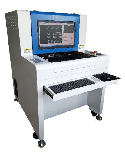 AOI - Sistema de Inspeção Ótica Offline -Z430