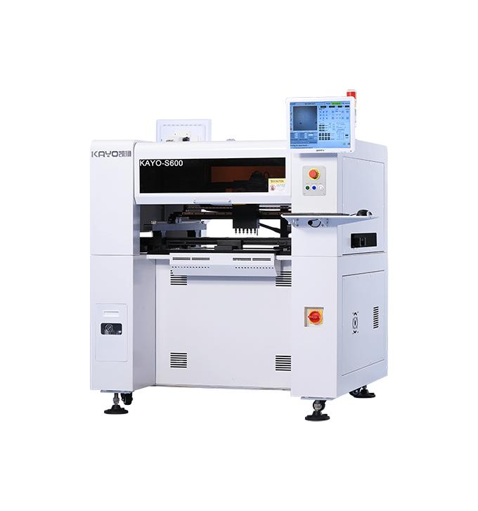 Insersora SMD S600 - Pick & Placer - Baixa Produção