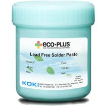 A Pasta de Solda KOKI LeadFree S3X58-M500C-7 (Sn 3.0Ag 0.5Cu) é de extrema qualidade, fabricada com a mais alta tecnologia japonesa