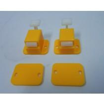 Suporte de placas ESD - robusto e de excelente custo-beneficio