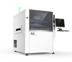 Impressora Automática SMT/SMD de Pasta de Solda e Adesivo - Screen Printer - A6