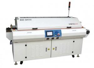 Reflow Oven - Forno de Refusão, para soldagem de placas SMD: BM-W630  - Lead Free Reflow