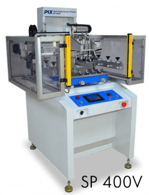 Impressora SMD Semi-Automática - Screen Printer - SP-400V / SP-750V