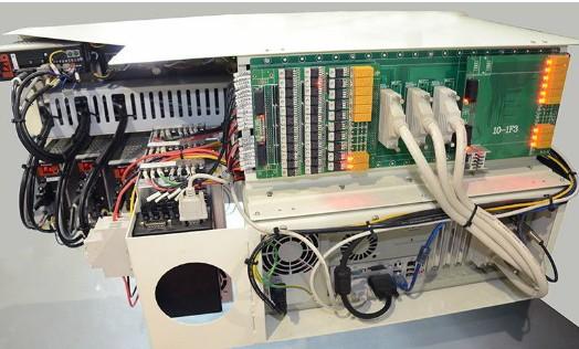 Sistemas elétricos e de controle