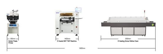 Insersora SMD S600 - Pick & Placer - Media Produção