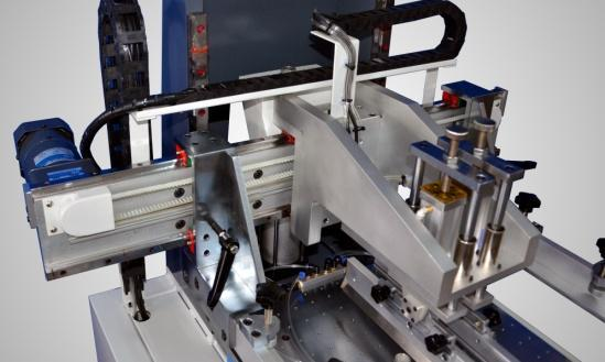 Sreen Printer Semi-Automática-SP400 / 750V