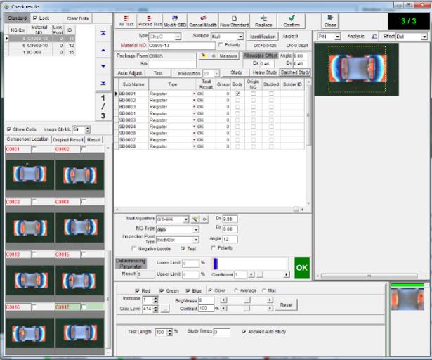 Z-430 Offline Automated Optics Inspection Machine