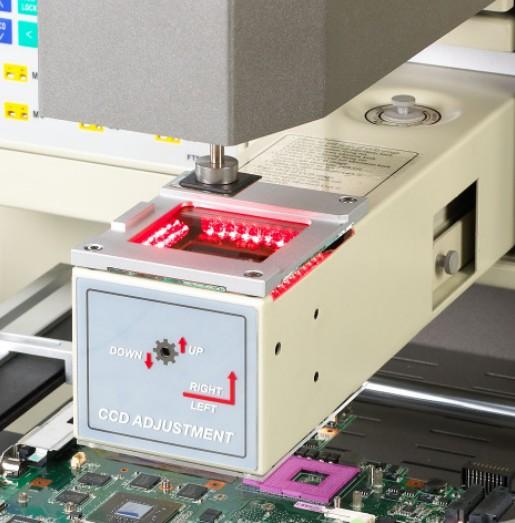 Prisma de dimensões de 52x52mm permite alinhar BGA e soquetes de grandes dimensões