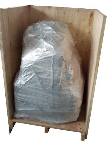Recuperação de Borra: embalagem internacional