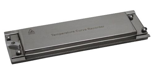 traçador de perfil de temperatura