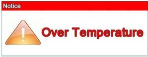 Proteção de Temperatura